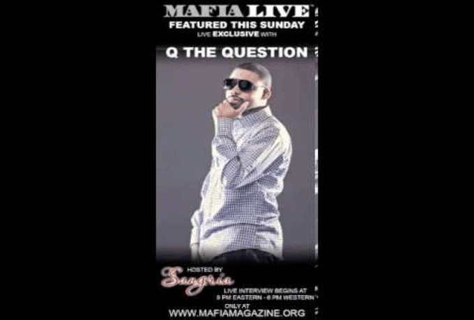 MafiaLive XM (@San_Lawrence) Interview: @QTheQuestion
