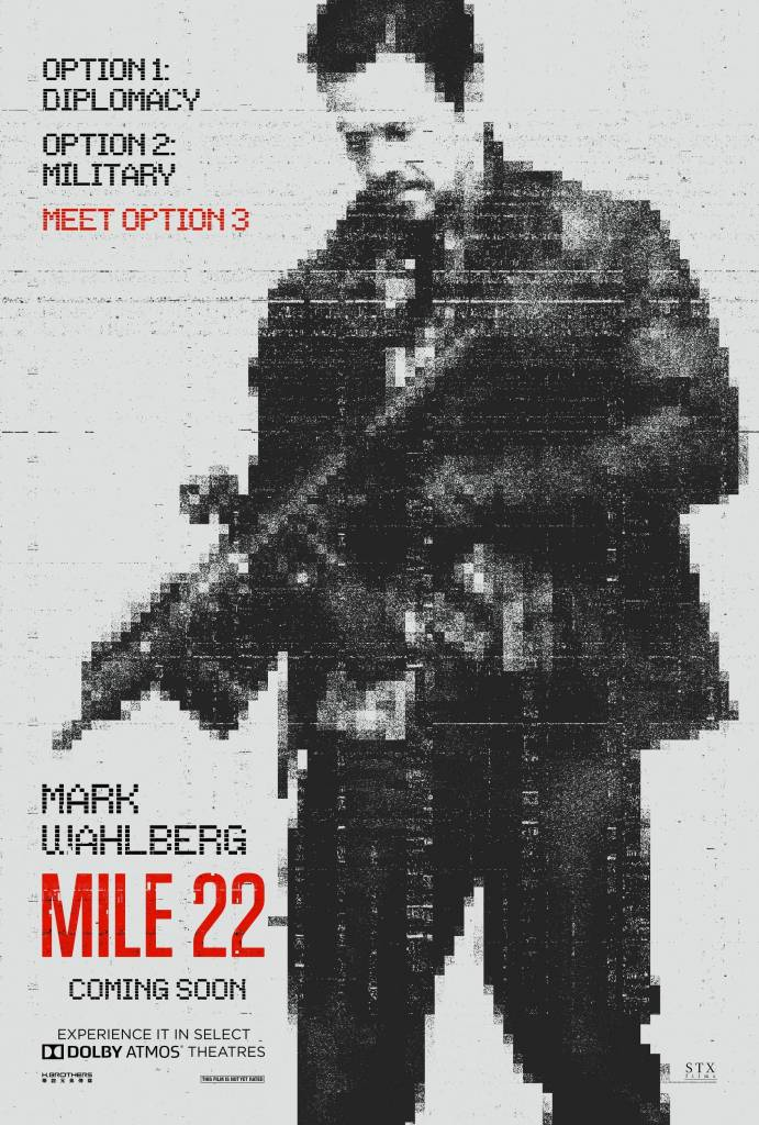 Red Band Trailer For 'Mile 22' Movie (#Mile22)