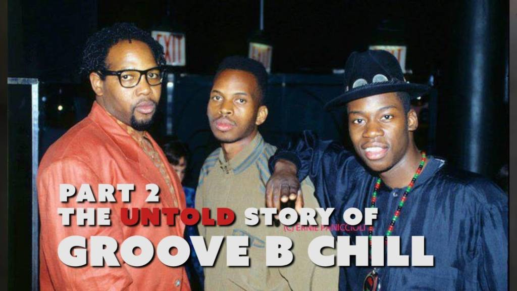 TRB2HH Presents The Untold Story Of Groove B Chill & Uptown Records - Part 2