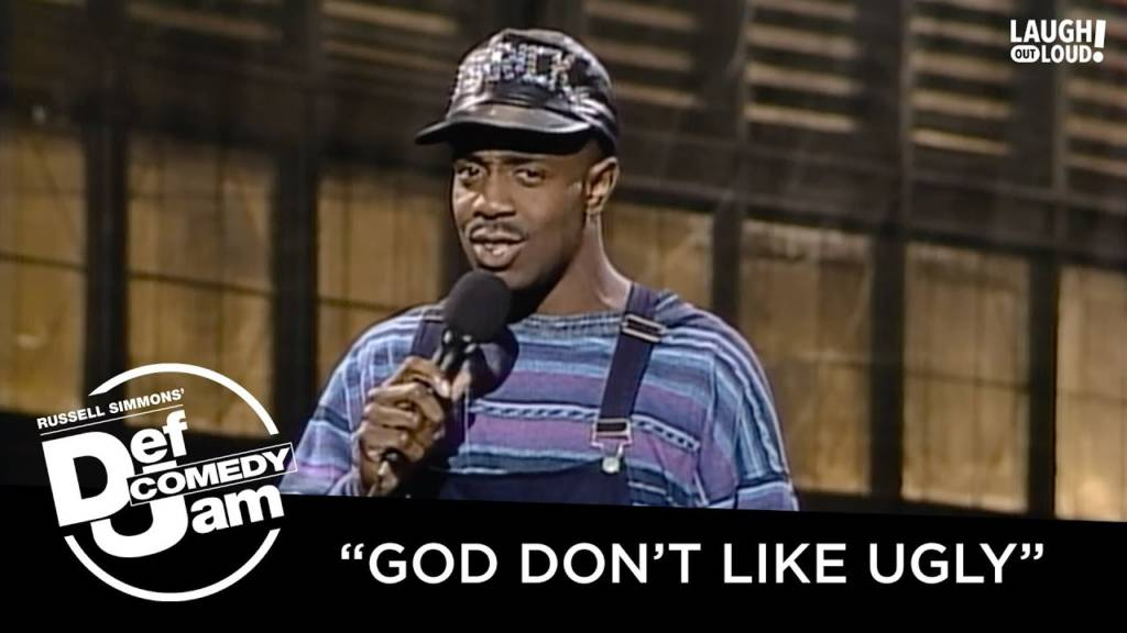 Derrick Fox Has A Message For Ugly People On Def Comedy Jam [VDN Throwback]