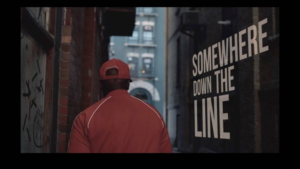 Video: Maestro Fresh Wes feat. Adam Bomb - Somewhere Down The Line