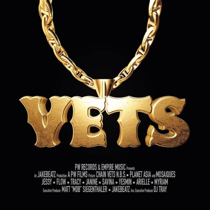 MP3: N.B.S. & Planet Asia - Chain Vets
