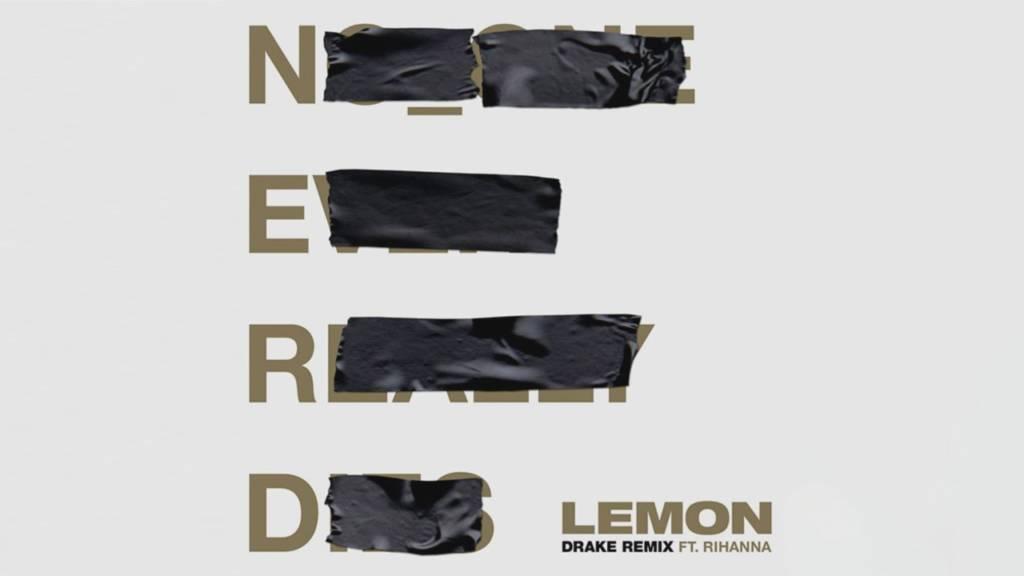 N.E.R.D. Drop The Remix For 'Lemon' feat. Rihanna & Drake (@NERDarmy @Rihanna @Drake)