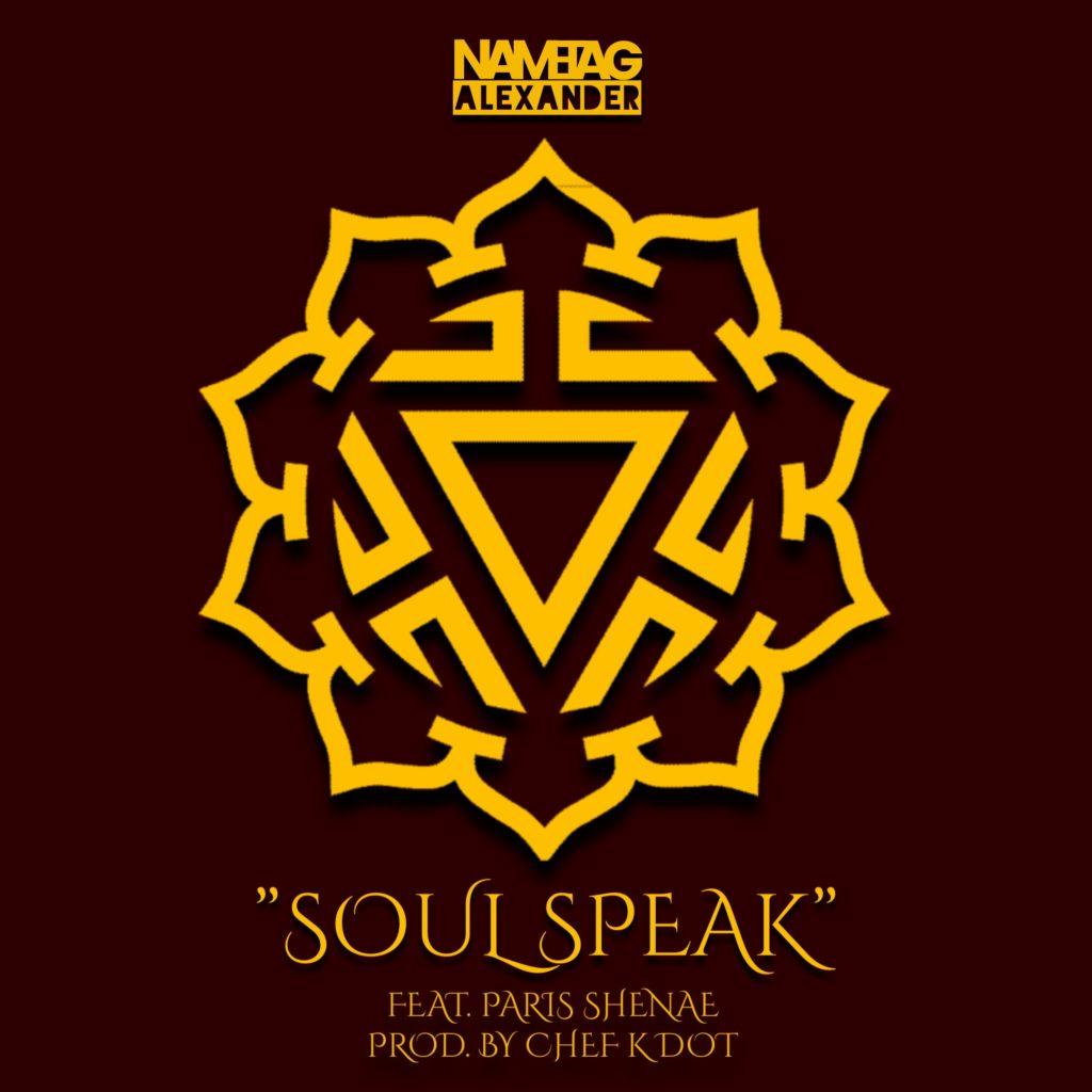 MP3: Nametag Alexander feat. Paris Shenae - Soul Speak