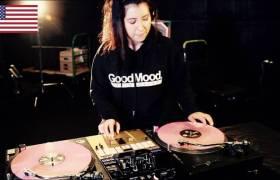 DJ Patty Clover On 'TCE Scratch Sessions' (@PattyClover @AgentSpits @JDSFilms @TheCypherEffect)