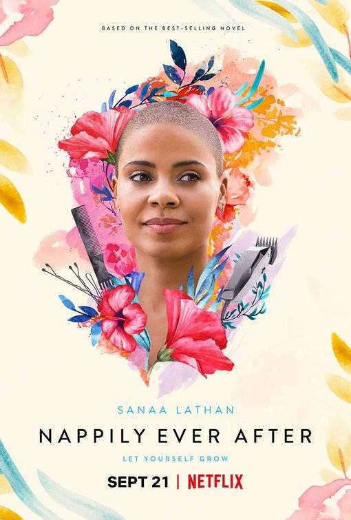 1st Trailer For Netflix Original Movie 'Nappily Ever After' Starring Sanaa Lathan (#Netflix #NappilyEverAfter)