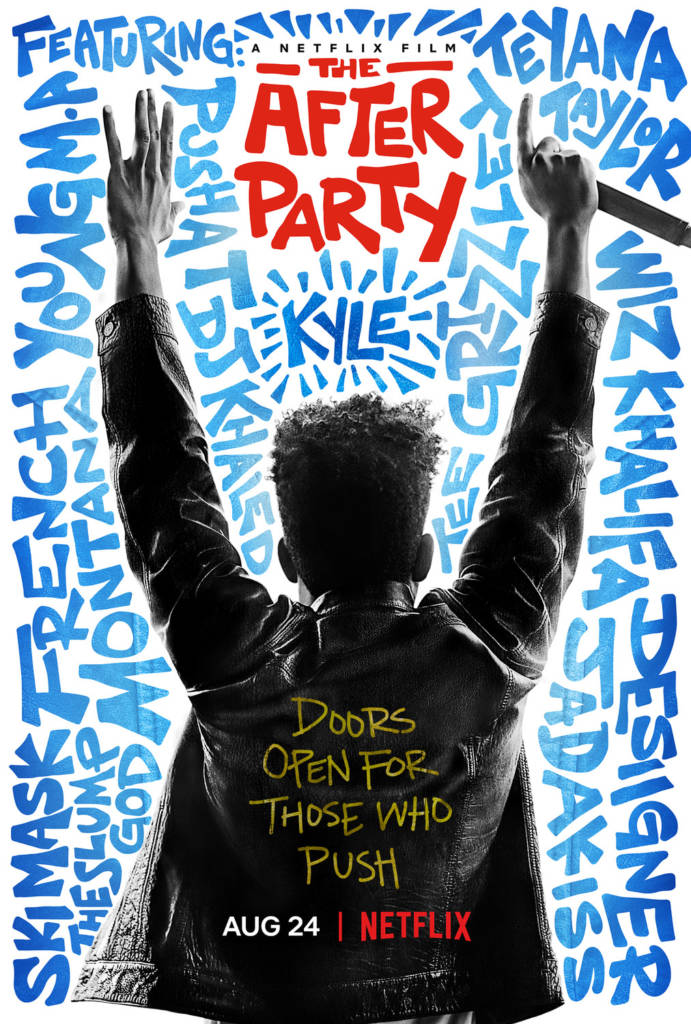 1st Trailer For Netflix Original Movie 'The After Party' Starring Kyle (#Netflix #TheAfterParty)