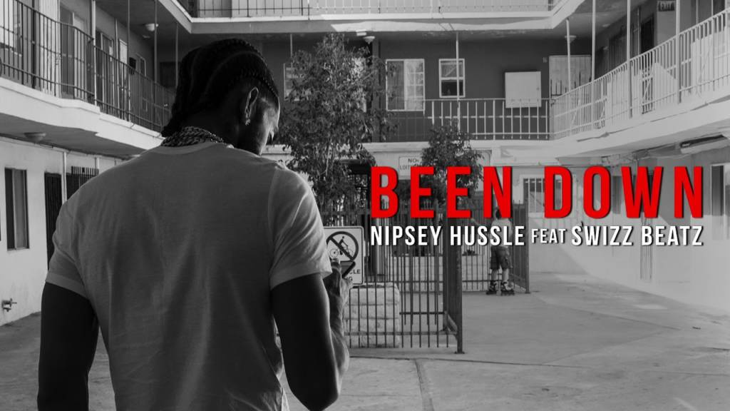 #Video: Nipsey Hussle feat. Swizz Beatz - Been Down