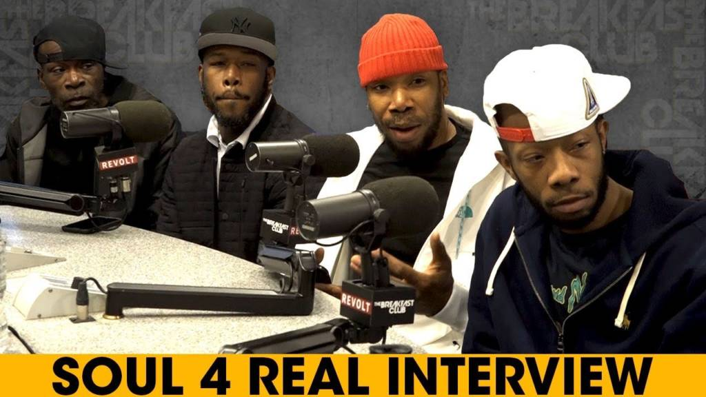 Soul For Real Speak On Early Success, Industry Fallout, New Endeavors, & More On The Breakfast Club