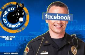 Two Louisiana Cops (Charlie Rispoli & Angelo Varisco) Awarded Donkey Of The Day