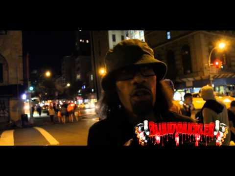 @BluudyNuckles Interview: Redman (@TheRealRedman)