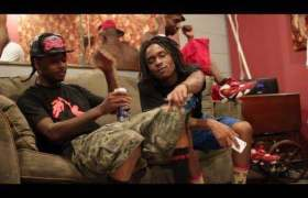 Word Hard (Freestyle) video by Fre$h & Lil Zoe