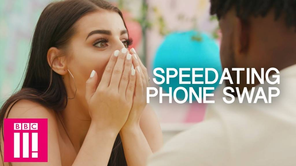 First Time Daters Swap Phones: Speed-Dating Phone Swap
