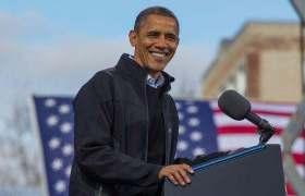 President Obama 2012!!!