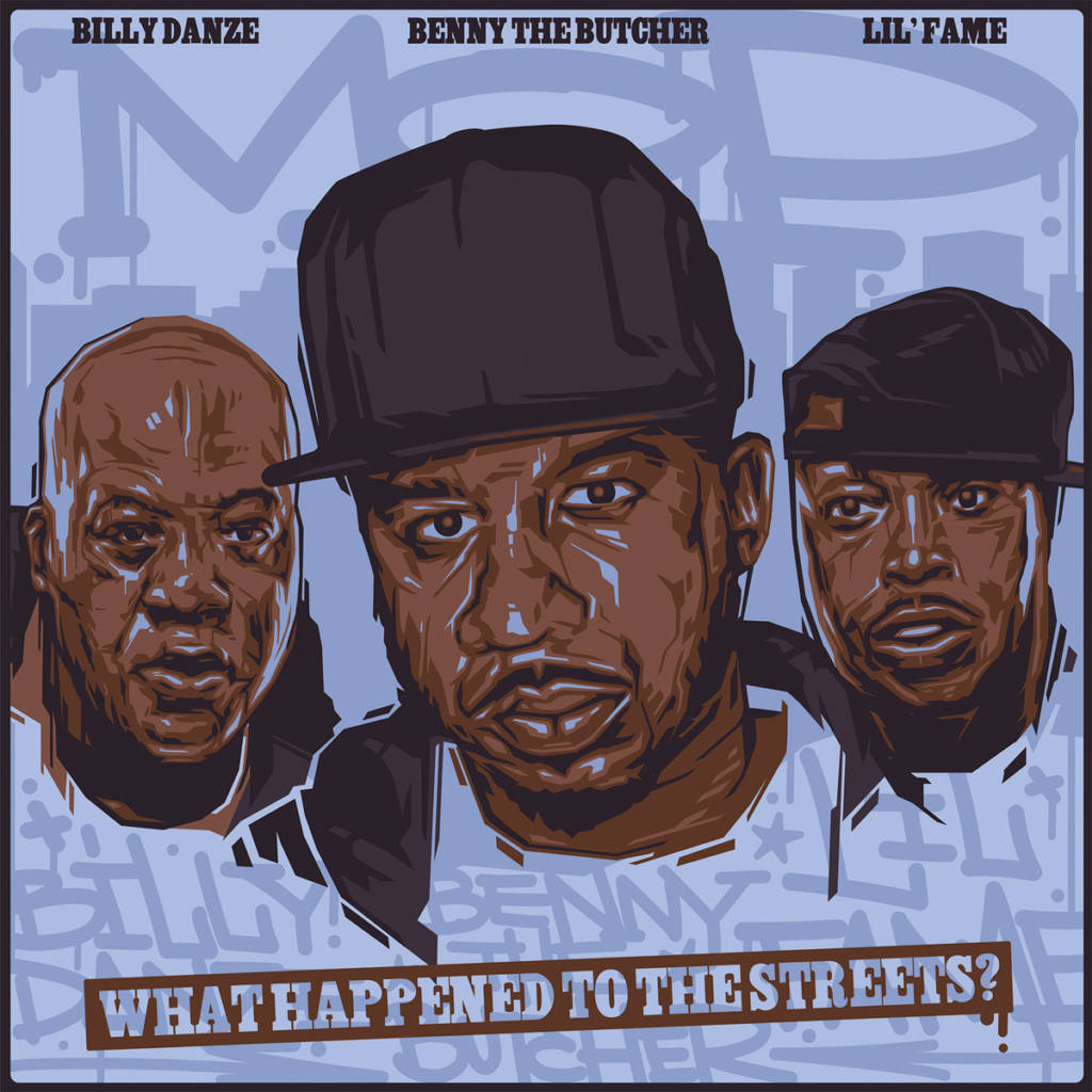 Planit Hank, Benny The Butcher, & M.O.P. Ask 'What Happened To The Streets?'