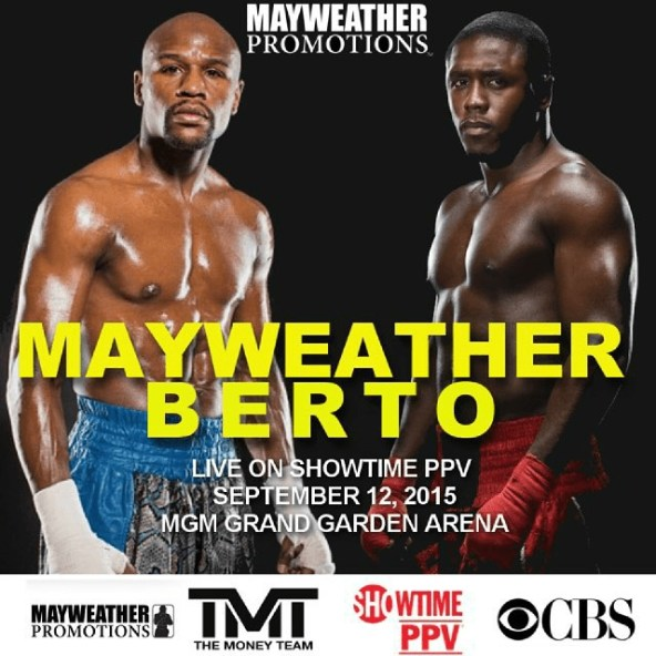Showtime Presents All Access: Mayweather vs  Berto - Episode 1 [Preview]