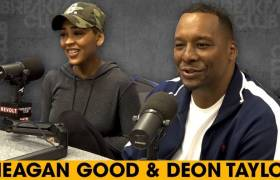 Meagan Good & Deon Taylor Speak On The Making Of 'The Intruder' + More w/The Breakfast Club