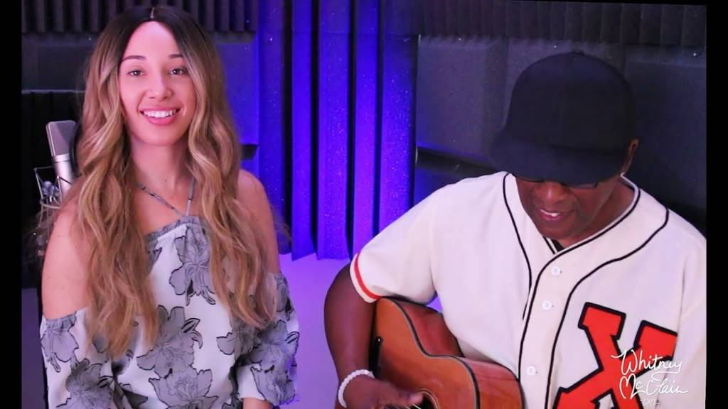 Whitney McClain Performs Acoustic Version Of Her 'Cruise' Single (@WhitneyMcMusic)