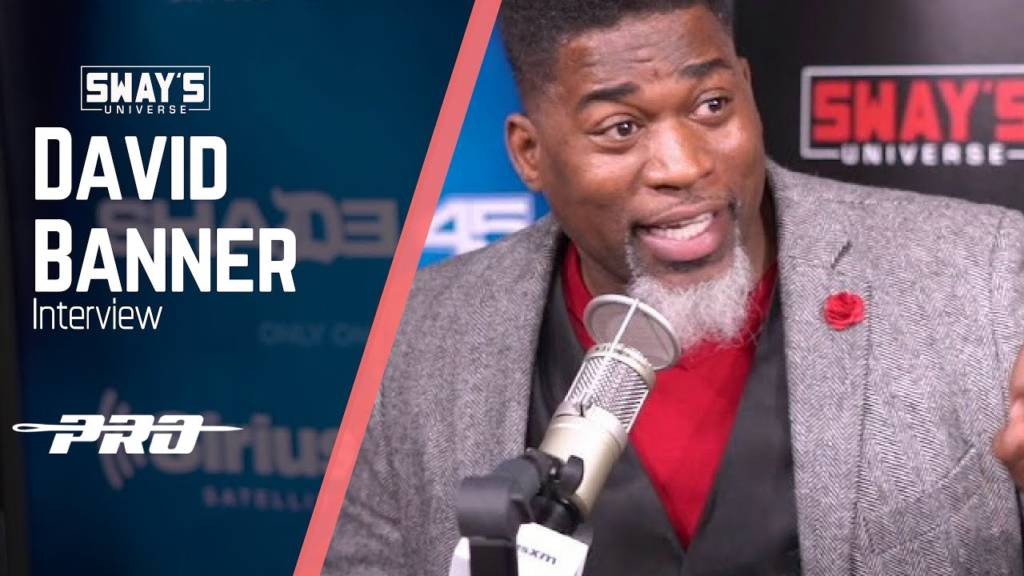 David Banner Speaks On Black People Contributing To White Supremacy w/Sway In The Morning