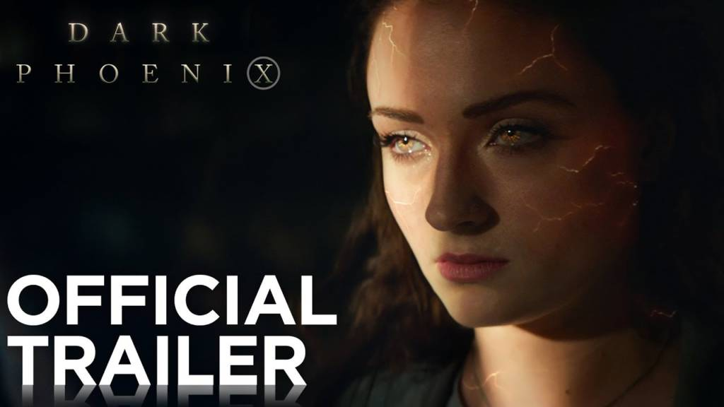 1st Trailer For 'X-Men: Dark Phoenix' Movie (#DarkPhoenix)