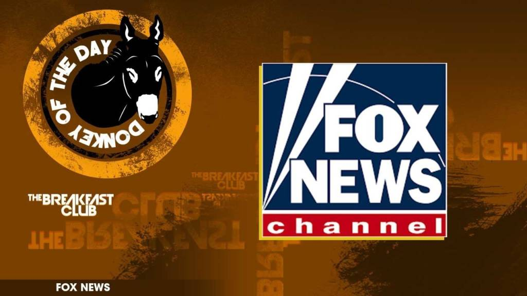 Fox News Awarded Donkey Of The Day For Posting Tribute To Aretha Franklin w/Patti LaBelle Image