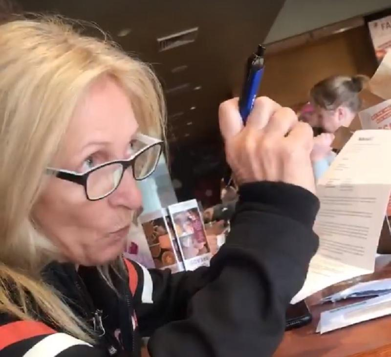 Woman Goes On White Nationalist Rant In Phoenix, Arizona Restaurant For This Reason...