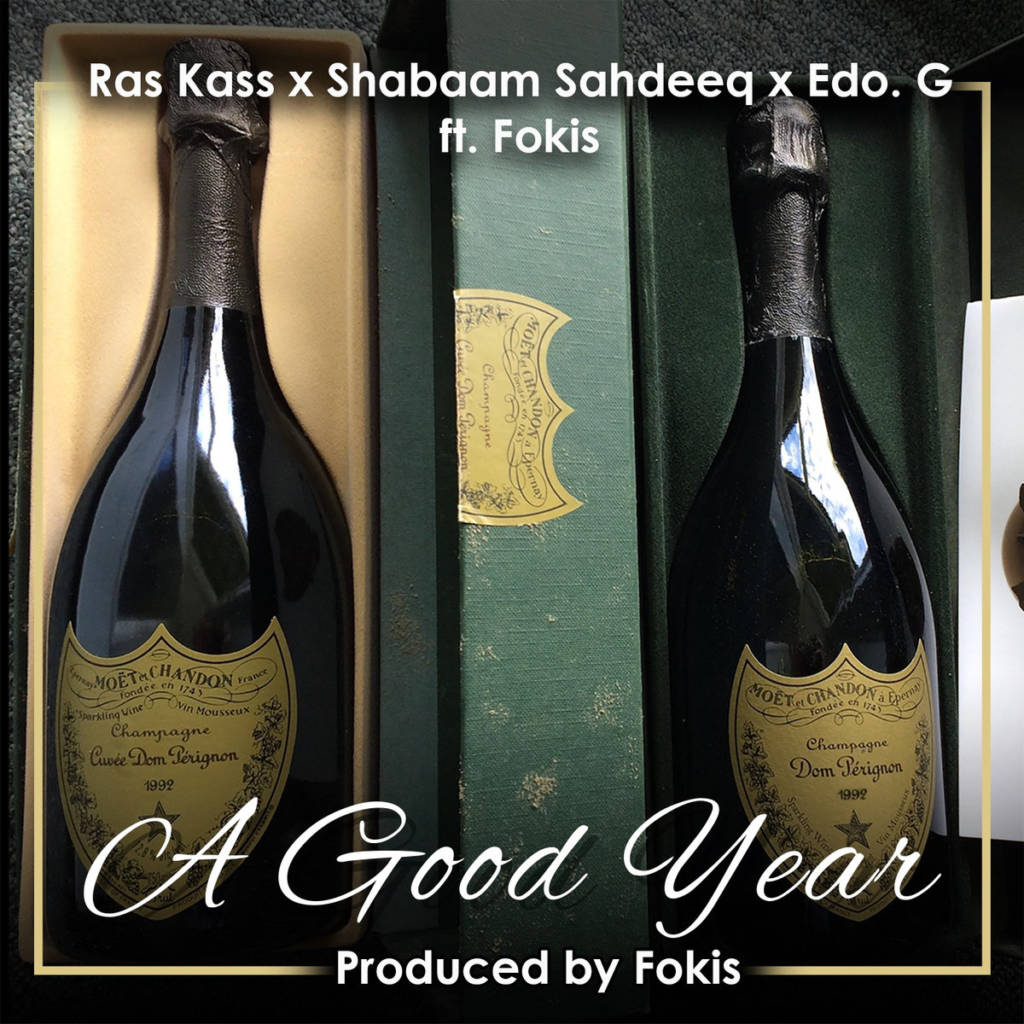 MP3: Ras Kass x Shabaam Sahdeeq x Edo. G feat. Fokis - A Good Year