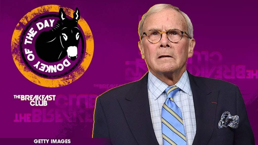 Tom Brokaw Awarded Donkey Of The Day For Saying 'Hispanics Should Work Harder At Assimilation'