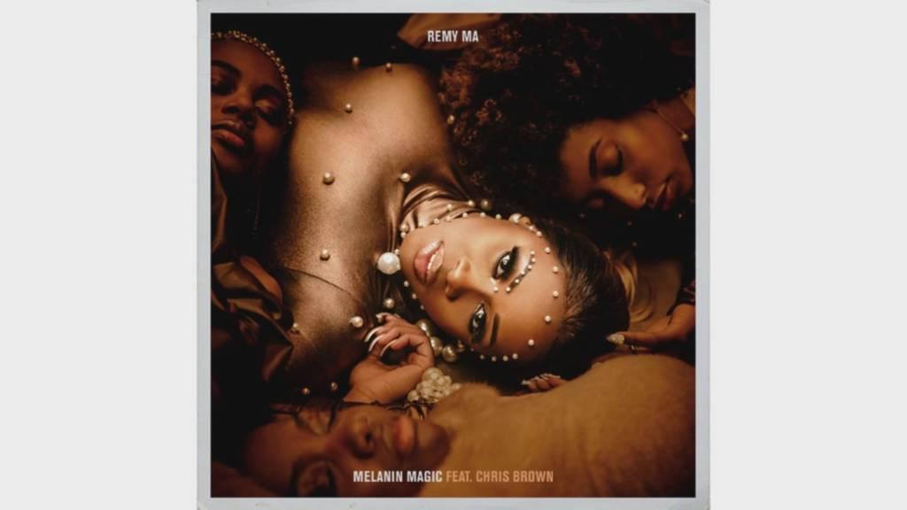 MP3: Remy Ma feat. Chris Brown - Melanin Magic (Pretty Brown)
