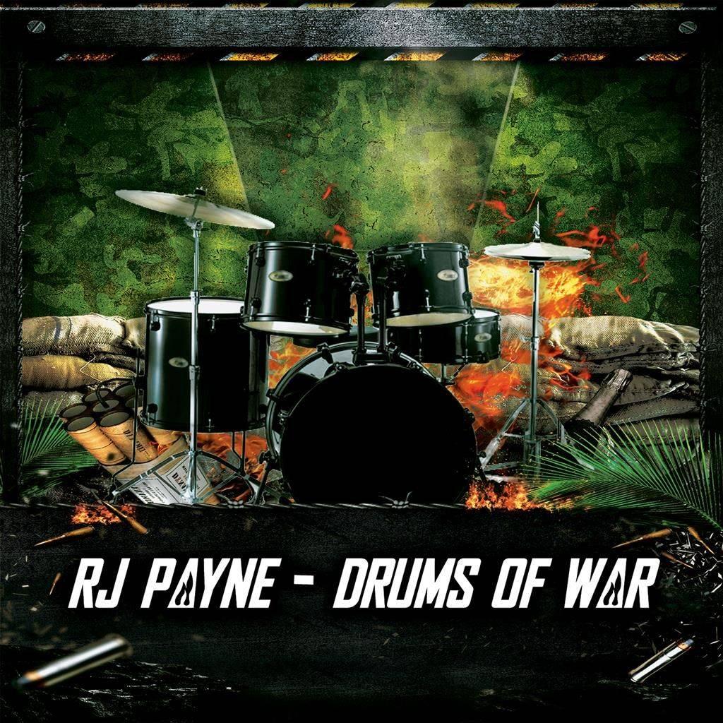 MP3: RJ Payne - Drums Of War