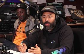 Ebro Takes The Time Out To Ride Down On Tekashi69