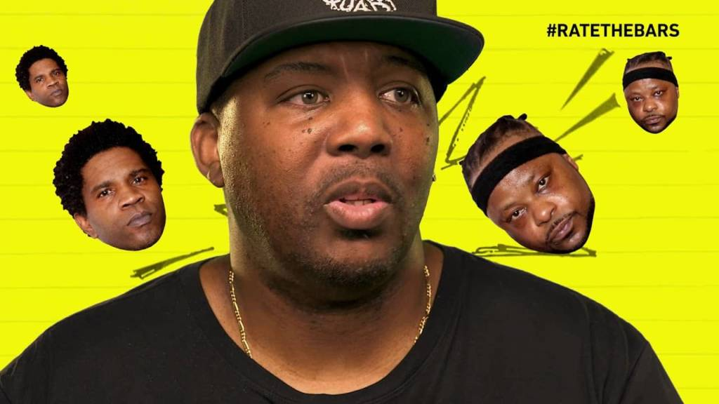 EPMD 'Lust' Over Lil Skies?! + Black Kodak, Lil Xan, & Das EFX On BET's 'Rate The Bars'