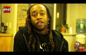 View Hip Hop & Ride Or Die TV interview Ty Dolla $ign