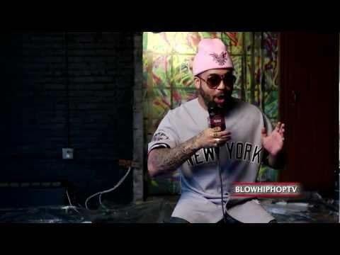 @BlowHipHopTV (@ChuckChillery) Interview: @BodegaBAMZ