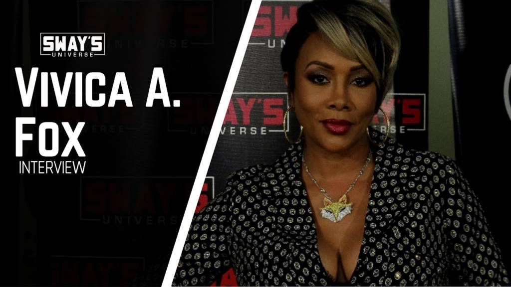 Vivica A. Fox Talks About Her Issues w/Farrah Abraham & New Show 'Face The Truth' On ABC w/Sway In The Morning (@MsVivicaFox)