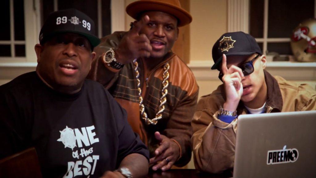 Video: Gang Starr - Bad Name