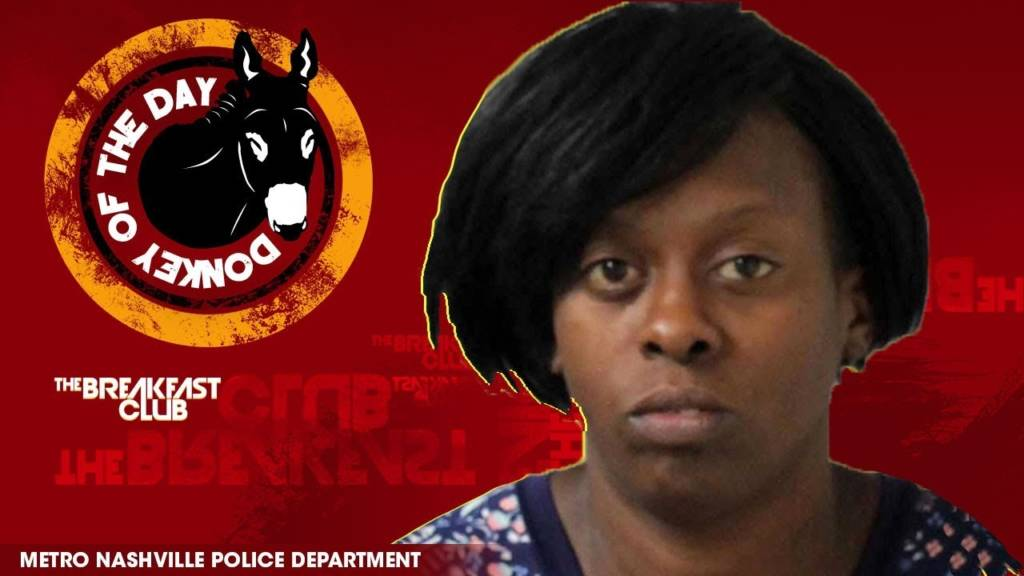 Shameka Howse Awarded Donkey Of The Day For Setting House Party On Fire Because She Was Not Invited