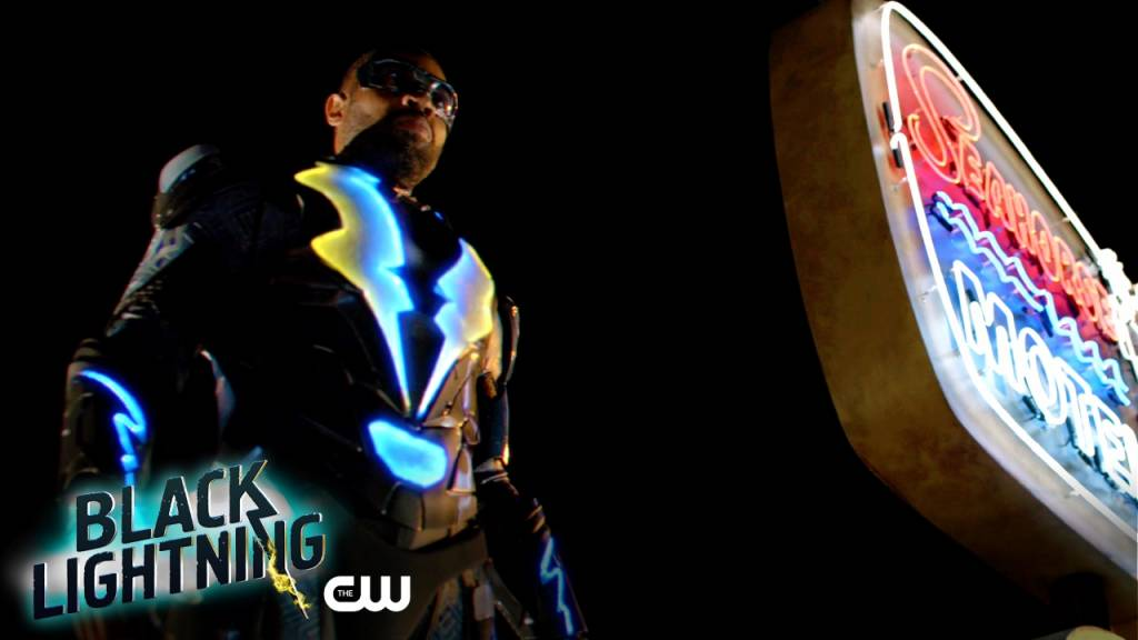 1st Trailer For The CW/DC Comics Original Series 'Black Lightning'