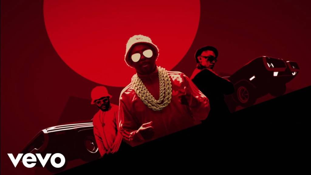 Video: The Black Eyed Peas feat. Nas - BACK 2 HIPHOP