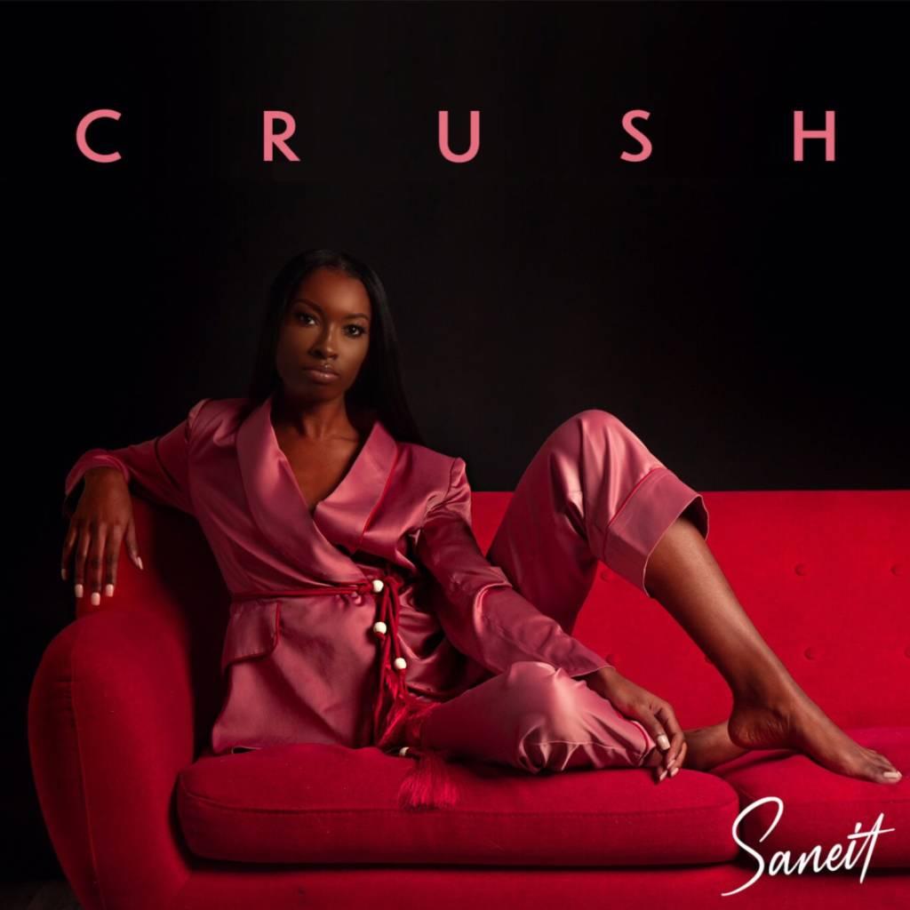 Stream Saneit's 'CRUSH' EP