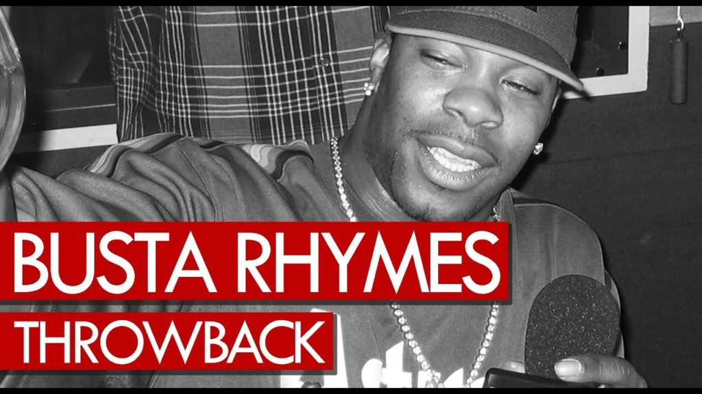 #Video: Busta Rhymes - Tim Westwood Throwback Freestyle 1998