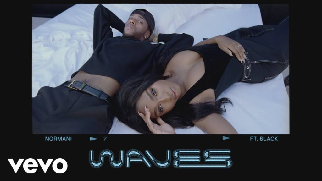 MP3: Normani feat. 6LACK - Waves