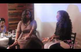 Tami interviews Toya Wright