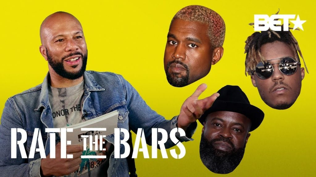 Common On BET's 'Rate The Bars'