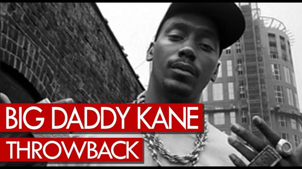 Big Daddy Kane - Tim Westwood Throwback Freestyle 19?? or 20??