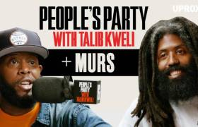 Murs On 'People's Party With Talib Kweli'