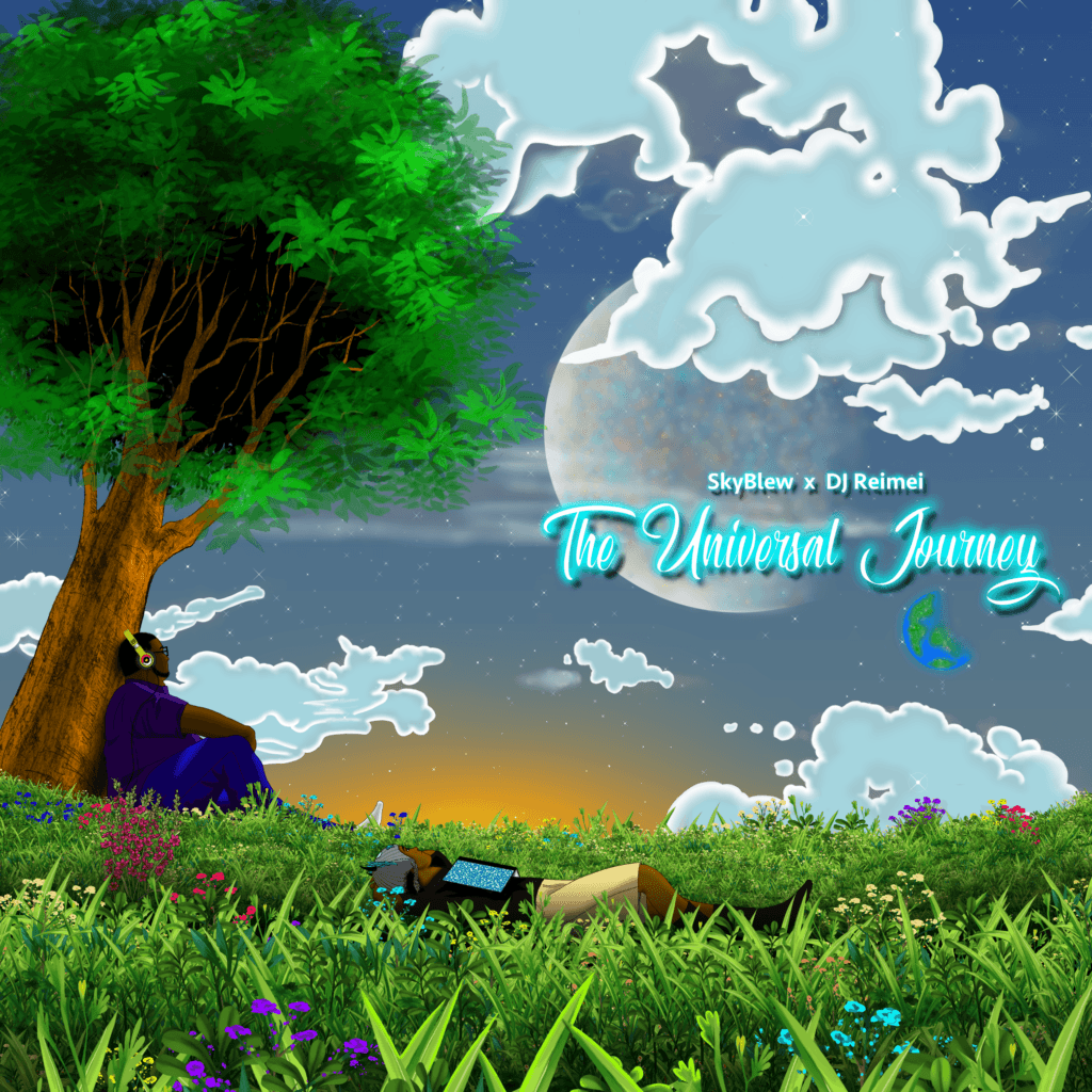 Stream SkyBlew x DJ Reimei's 'The Universal Journey' Collabo Album