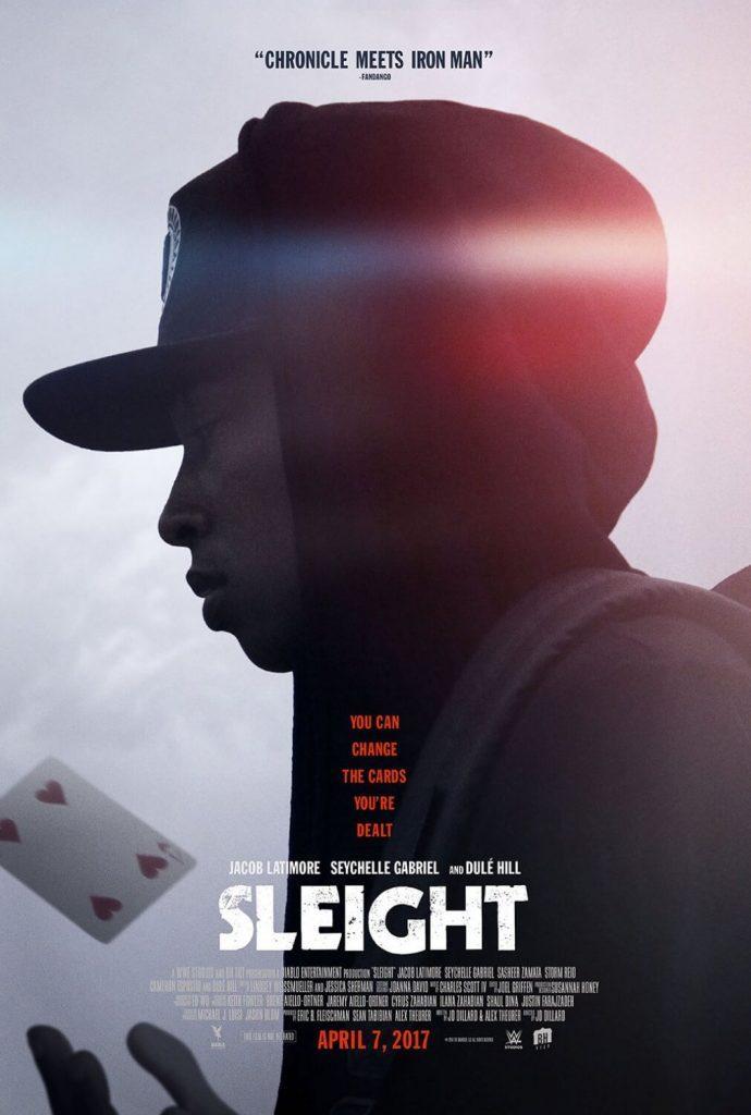 Sleight - Movie Trailer #4 [Starring Jacob Latimore]