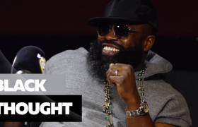 Black Thought On Beef, Spits New Freestyle, & Says 'You Can't Be Top 5 If You Don't Write' w/HOT 97 (@BlackThought)