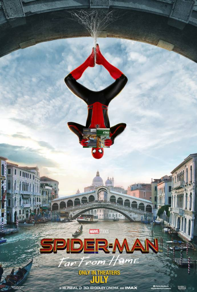 2nd Trailer For 'Spider-Man: Far From Home' Movie Starring Samuel L. Jackson & Zendaya